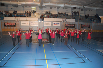 Team Sportia Cup