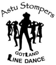 Astu Stompers Logga